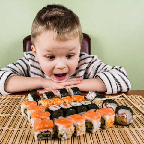 Sushi pro děti