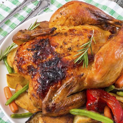Kuře v hlavní roli