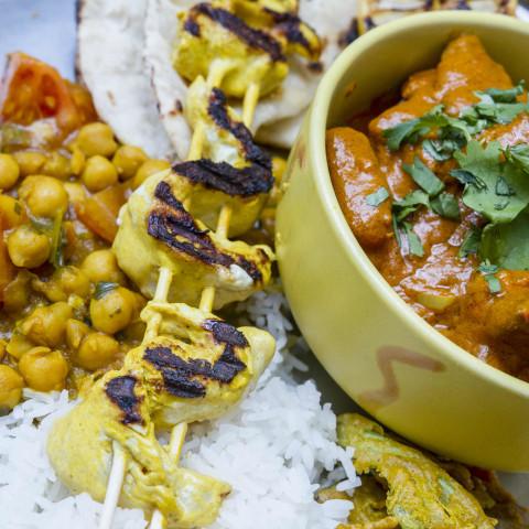 Indická kuchyně I.