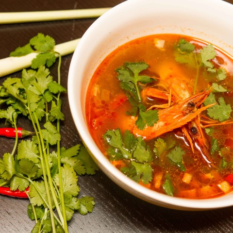 Thajská kuchyně I.