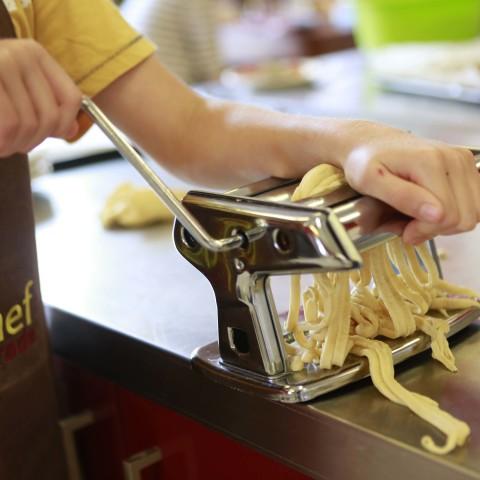 Italská kuchyně pro starší děti