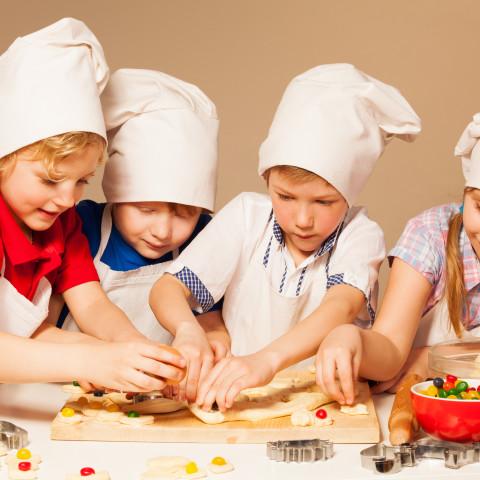 Česká kuchyně pro mladší děti