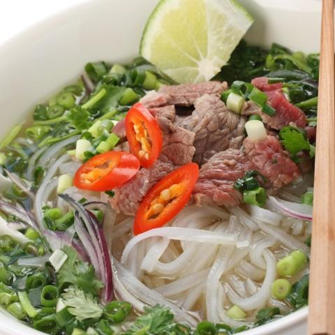 Tradiční recepty vietnamské kuchyně
