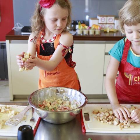 Americká kuchyně pro děti